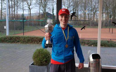 Laatste dag tennistrainwedstrijd Geel Vale Ouwe