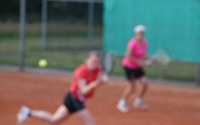13e Fit2Hit vrijdagavond tennis.